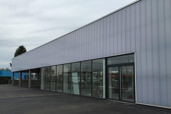 Nouveau centre Audi Occasions